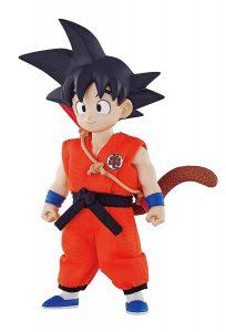 đấu giá mô hình đồ chơi Dragon ball trên yahoo japan
