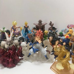 đấu giámô hình đồ chơi Dragon ball trên yahoo japan