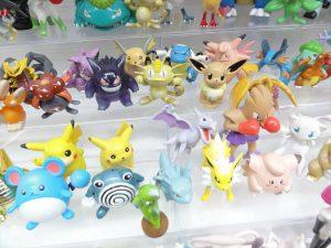 Đồ chơimô hình pokemon trên yahoo auction