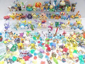 đấu giá đồ chơi mô hình Pokemon