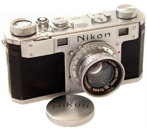 đấu giá máy ảnh nikon trên yahoo nhật bản