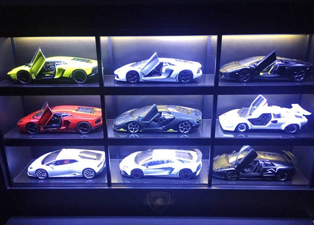 Đấu giá mô hình đồ chơi xe ô tô mini trên yahoo nhật