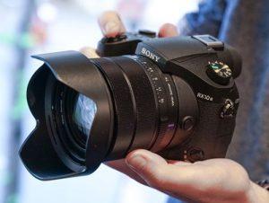 đấu giá máy ảnh Sony Nhật Bản