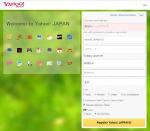 Cách đăng ký tài khoản đấu giá Yahoo