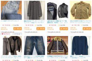 cách mua hàng Nhật bãi