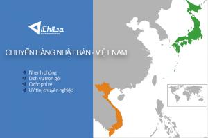 ship hàng Nhật Việt