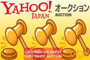 Hướng dẫn đấu giá Amply trên Yahoo Auction