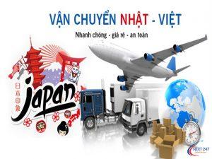 Dịch vụ chuyển hàng Nhật Việt giá rẻ